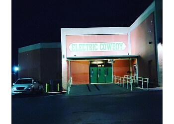 Clarksville night club Electric Cowboy