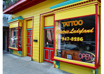 New Orleans tattoo shop Electric Ladyland Tattoo
