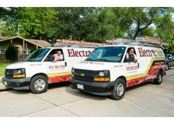 Dallas electrician ElectricMan, Inc.