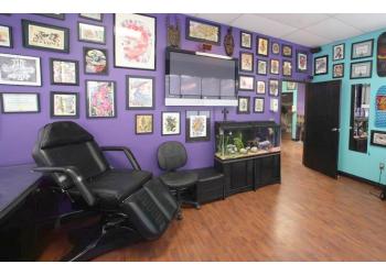 Lancaster tattoo shop Electric Soul Tattoo