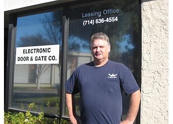 Garden Grove garage door repair Electronic Door & Gate Co.