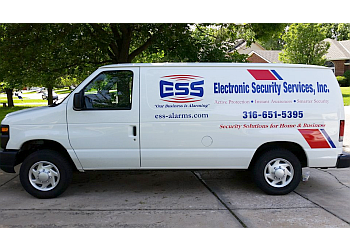 Wichita security system Electronic Security Services Inc.