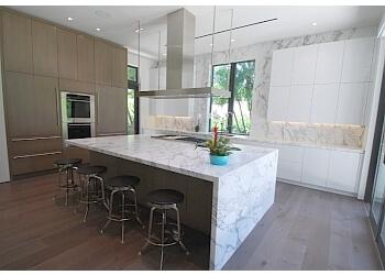 Miami custom cabinet Eleet Fine American Cabinetry