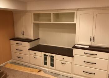 Minneapolis custom cabinet Elegance Custom Cabinetry