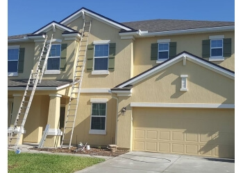 Jacksonville painter Elegance Home Painting, Inc