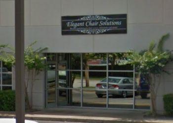 Memphis rental company Elegant Chair Solutions