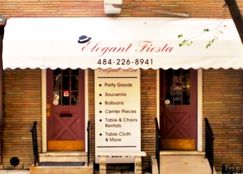 Allentown event rental company Elegant Fiesta Party Rentals