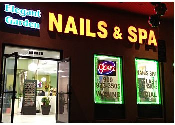 Ontario nail salon Elegant Garden Nails & Spa