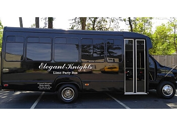 Mobile limo service Elegant Knights