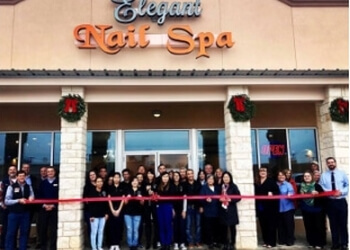 Waco nail salon Elegant Nails & Spa