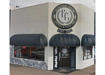 Wichita tattoo shop Elektrik Chair