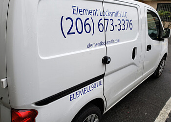 Seattle locksmith Element Locksmith LLC
