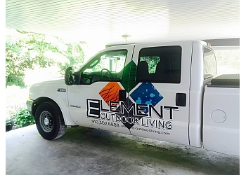Wilmington landscaping company Element Outdoor Living