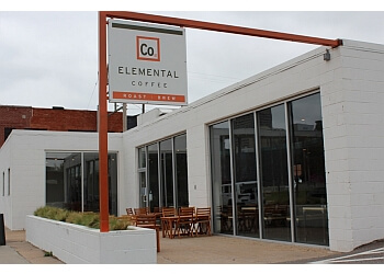 Oklahoma City cafe Elemental Coffee