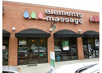 Atlanta massage therapy Elements Massage