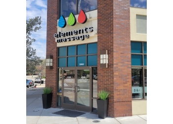 Boise City massage therapy Elements Massage