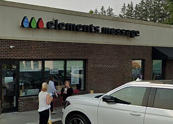 Bridgeport massage therapy Elements Massage