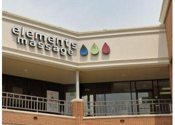 Dallas massage therapy Elements Massage