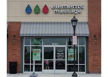 Dayton massage therapy Elements Massage