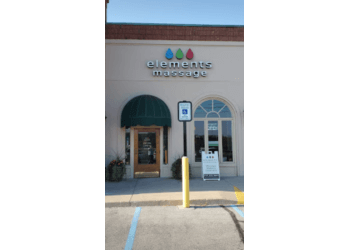 Indianapolis massage therapy Elements Massage