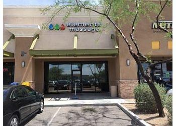 Mesa massage therapy Elements Massage