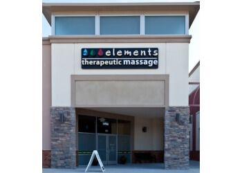 Plano massage therapy Elements Massage