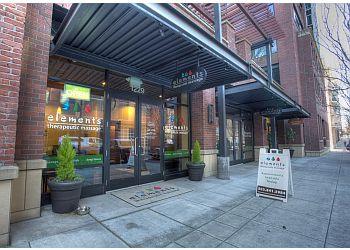 Portland massage therapy Elements Massage