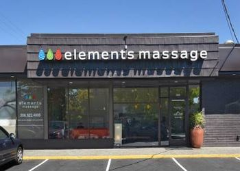 Seattle massage therapy Elements Massage