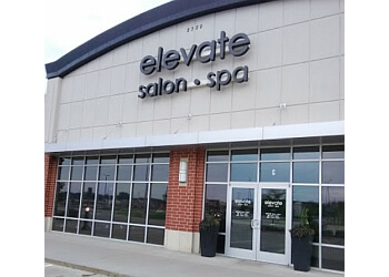 Cedar Rapids hair salon Elevate Salon Spa