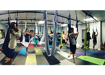 Orlando yoga studio Elevate Yoga Center