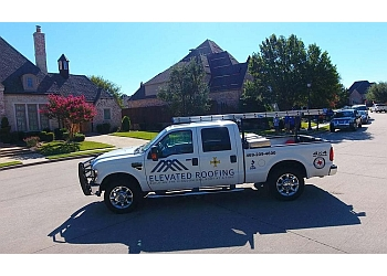 Frisco roofing contractor Elevated Roofing, LLC