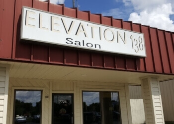 Fort Wayne hair salon Elevation 138 salon