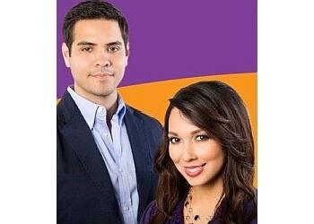 Laredo real estate agent Elijah and Marisol Nora