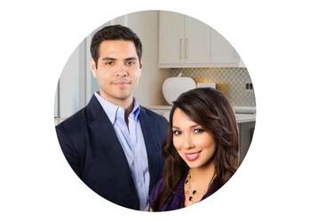 Laredo real estate agent Elijah and Marisol Nora - GABALI REALTY