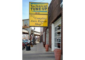 Chicago car repair shop Eliot's Complete Auto Repair