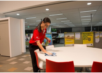 Overland Park commercial cleaning service Elite Clean Co