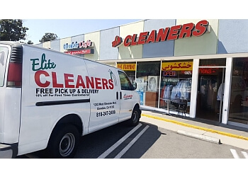 Glendale dry cleaner Elite Cleaners
