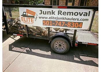 Little Rock junk removal Elite Junk Haulers, LLC