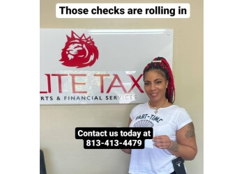 Tampa tax service Elite Tax Experts & Financial Services
