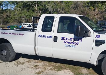 Gainesville towing company Elite Towing