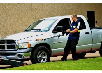 Irving towing company Elite Towing