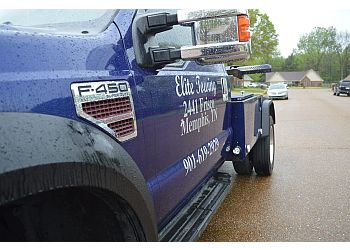 Memphis towing company Elite Towing & Recovery