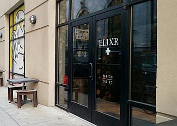 Philadelphia cafe Elixr Coffee Roasters