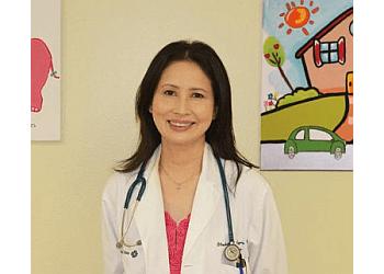 Fullerton pediatrician Elizabeth Reyes, MD