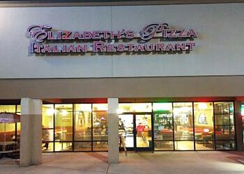 Fayetteville pizza place Elizabeth's Pizza Ristorante Italiano