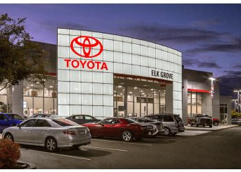 Elk Grove car dealership Elk Grove Toyota