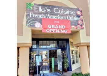 Mesa french cuisine Ella's Cuisine