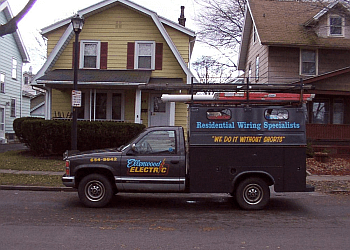 Rochester electrician Ellenwood Electric