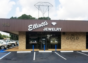 Mobile jewelry Elliott's Fine Jewelry