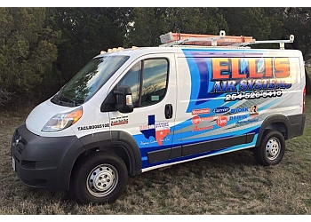 Killeen hvac service Ellis Air Systems Inc.
